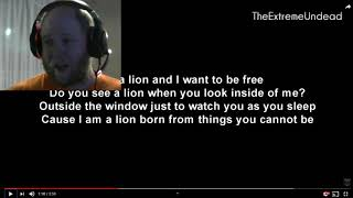 Michael Reacts Hollywood Undead Lion