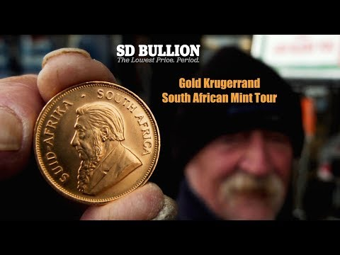 South African Gold Krugerrand Coin Tour | SDBullion.com