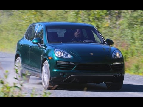 Exploring Alaska in the 2013 Porsche Cayenne Diesel