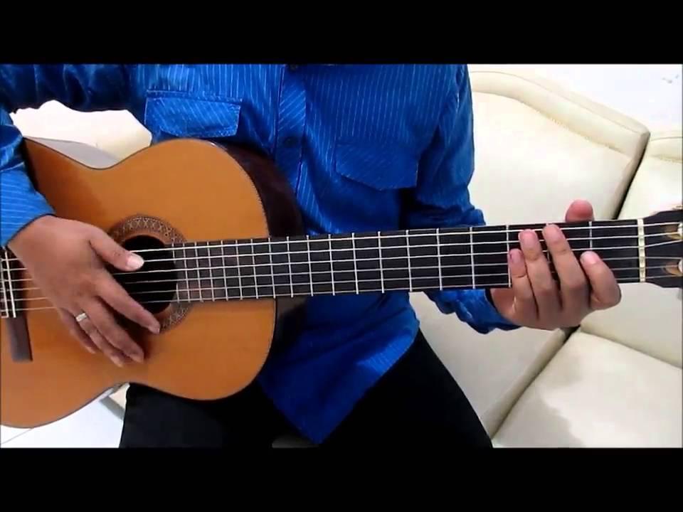 Belajar Kunci Gitar Naff Kenanglah Aku Petikan Mudah - YouTube