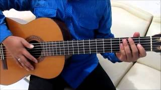 Belajar Kunci Gitar Naff Kenanglah Aku Petikan Mudah