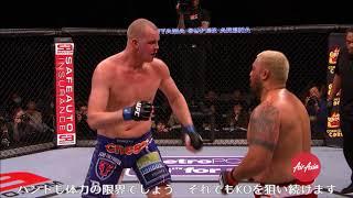 【UFC】今週のイチオシKO:マーク・ハント vs. ステファン・ストルーフェ