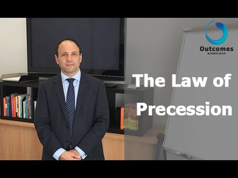 Law of Precession | Melbourne Business Coach