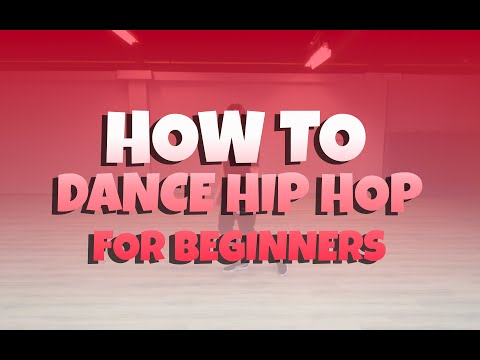 How To Dance Hip Hop For Beginners (Hip Hop Dance Move Tutorial)