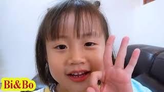 Bi&Bo's Family | Kid Help Mom Clean House - Education video For Kids