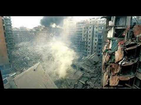 Horror of Lebanon