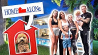 WE WENT ON HOLIDAY & LEFT BUDDY HOME ALONE 😱