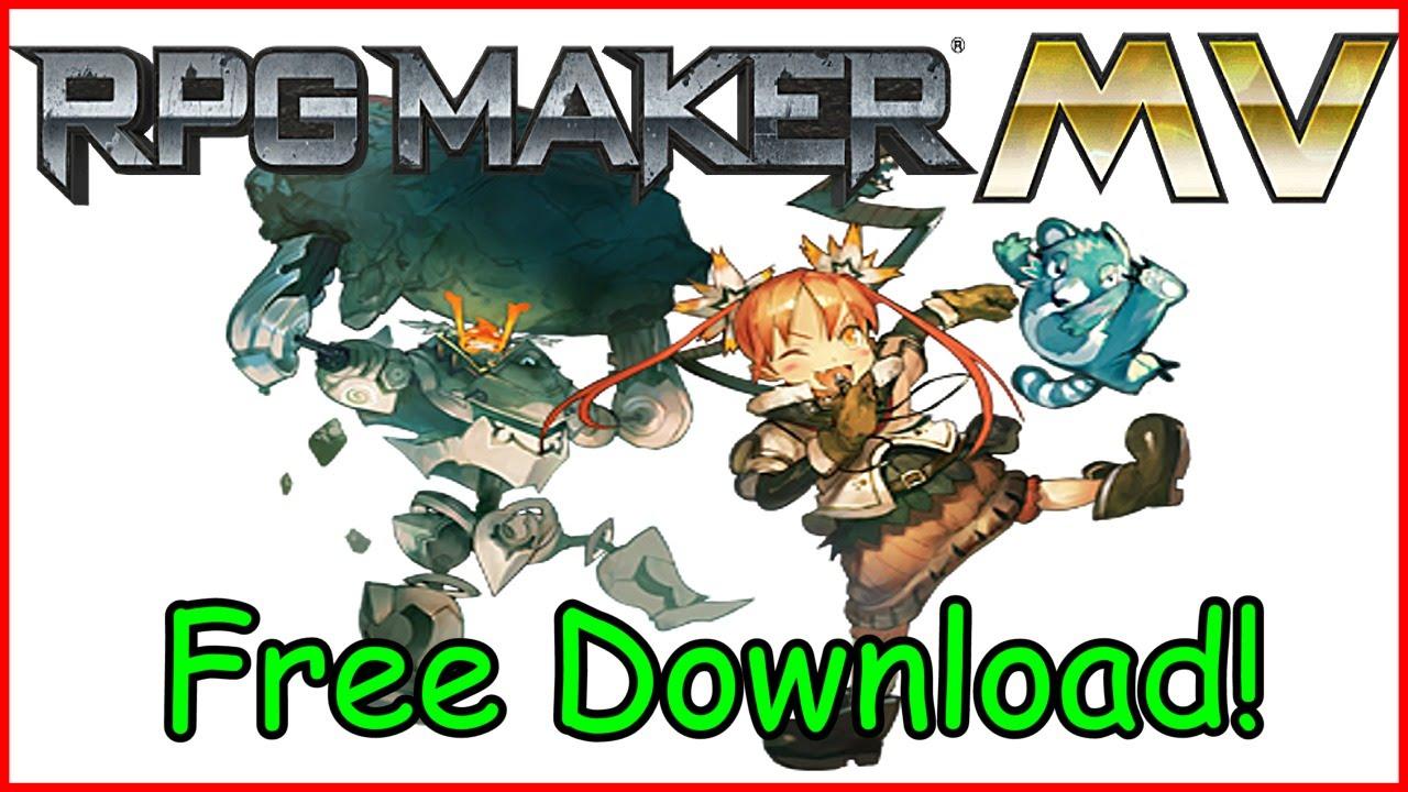 RPG Maker MV - FREE DOWNLOAD!