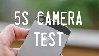 iPhone 5S Camera Test Review & Demo