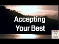 Guided Meditation with Positive and Inspiring Words of Angelina Jolie - Your Best Life is Now