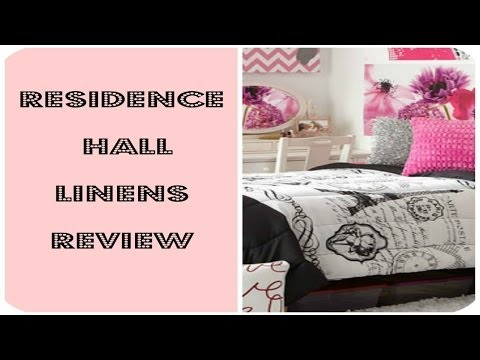 In Depth Review: Residence Hall Linens (RHL)