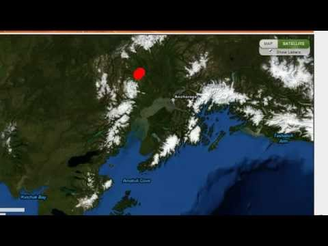 6.1 Earthquake Strikes Alaska!
