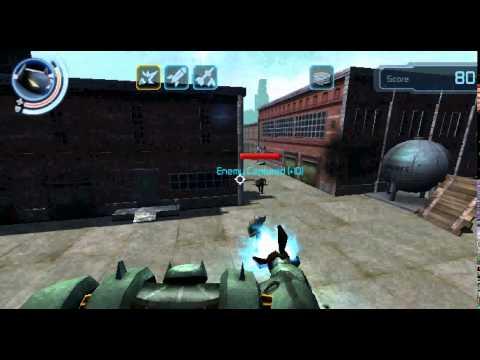 Видео Роботы стрелялки играть онлайн бесплатно