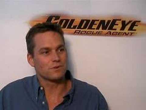 BondMovies.com GoldenEye Rogue Agent Pat Gilmore Interview