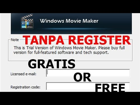 Tutorial Edit Video Dengan Aplikasi Windows Movie Maker.