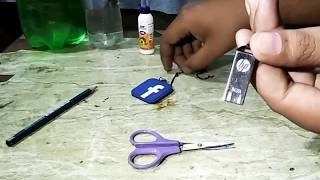 How to Repair a Damage Hp 8 gb or 16 gb Pen Drive ( Flash Drive ) By Jishan