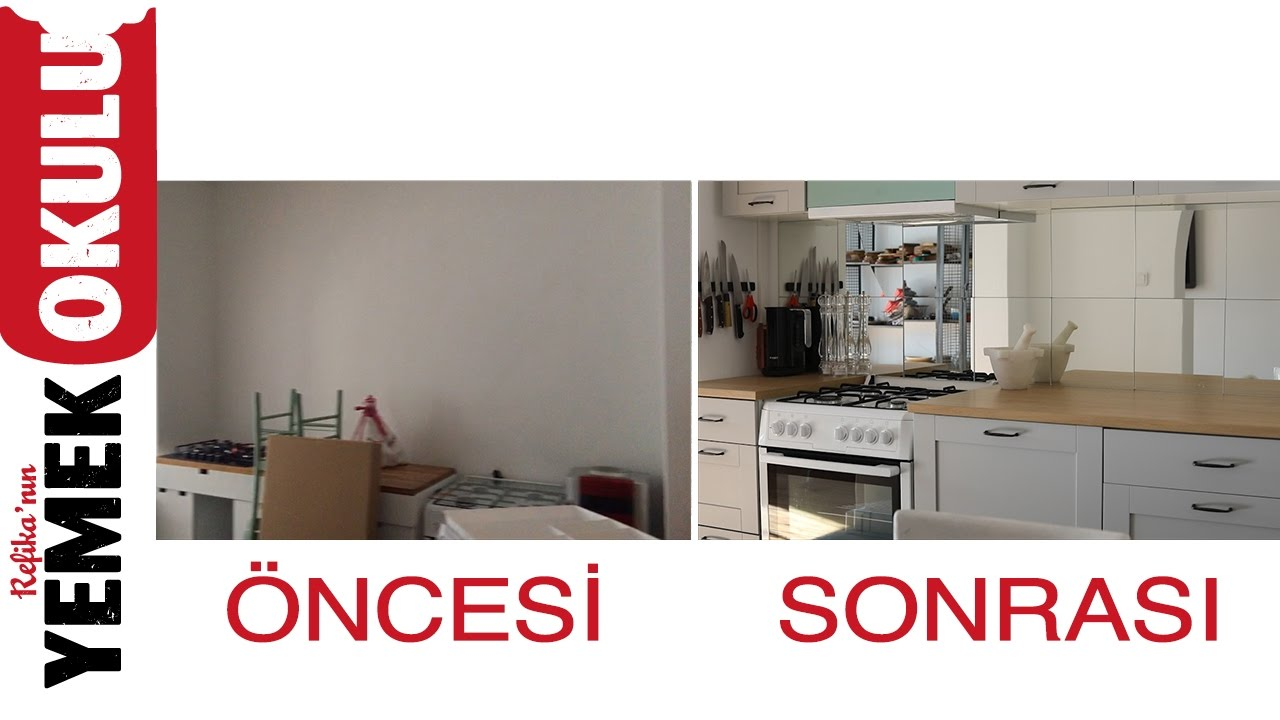 6 Günde Mutfak ve Stüdyo Kurmak