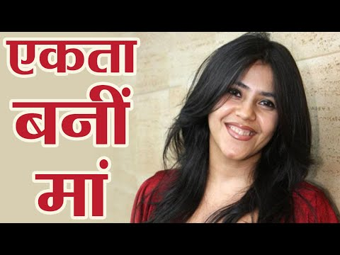 Ekta Kapoor welcomes her first child via surrogacy; Check Out | Boldsky