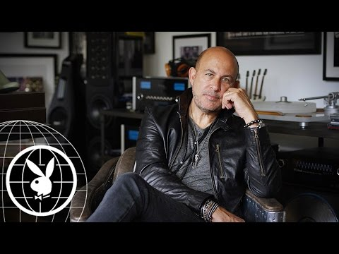 An Afternoon in NYC with Men's Style Maestro John Varvatos