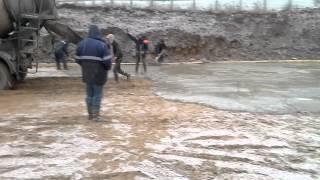 Доставка бетона миксером в СПб(, 2014-01-26T23:08:26.000Z)