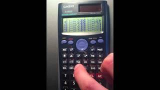 Casio fx-85ES Hack - Upgrade fx-991ES Funktionen