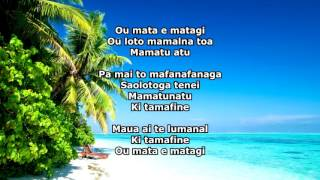Vaiana (Moana) Dutch CD - 2. An Innocent Warrior (Lyrics)