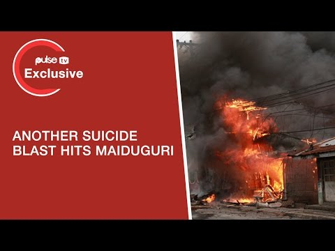 Boko Haram Video: Triple Suicide Blasts Hit Maiduguri Leaving 5 Dead, 11 Injured | Pulse TV