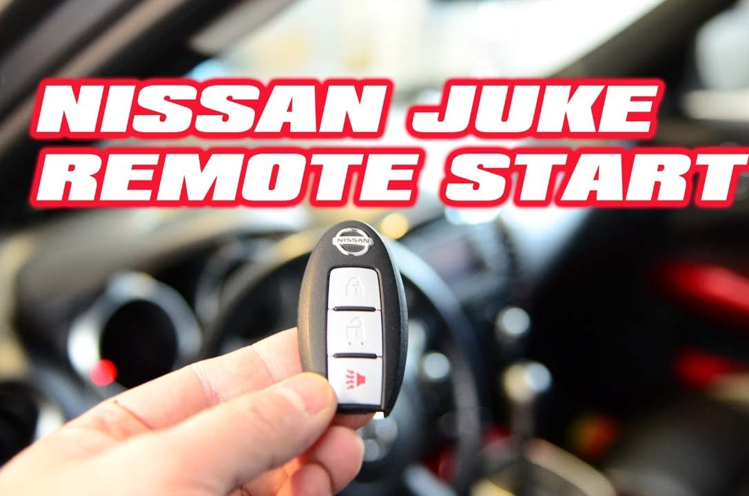 Nissan Juke Remote Start By Autotoys Com From Factory
