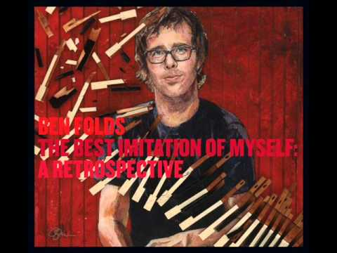 Ben Folds - There's Always Someone Cooler Than You (Lyrics)