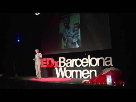 Why Fatherhood is a gamechanger for gender equity: TEDxBarcelonaWomen