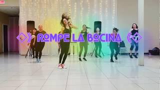 Rompe La Bocina - Cardio Dance Fitness choreography
