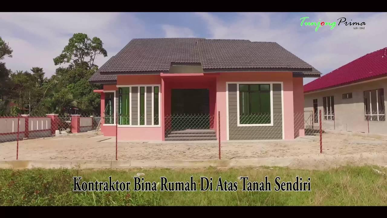 Kontraktor Bina Rumah Di Atas Tanah Sendiri Kelantan