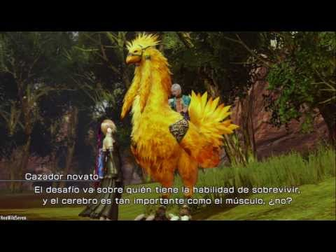 Lightning Returns FFXIII - 17 - How To Heal the Chocobo - Curando al Angel de Valhala Full HD