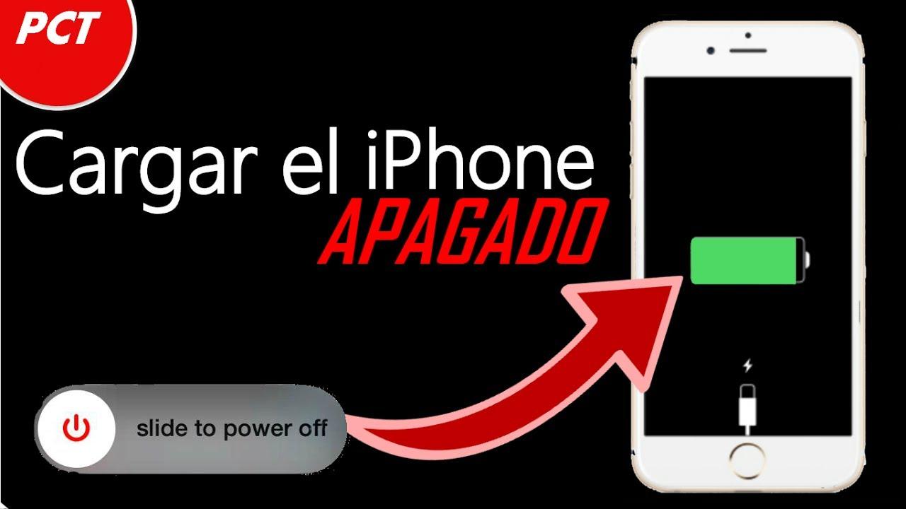 Cargar el iPhone Apagado ! ¿Es Bueno o Malo ?