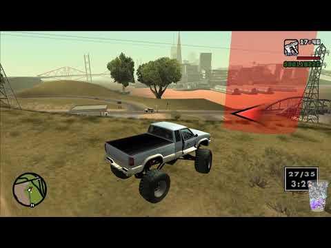 Grand Theft Auto: San Andreas Stream #31 - Toreno is Back