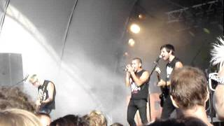 atlas losing grip - Different hearts, different minds (live malmö festivalen 2011)