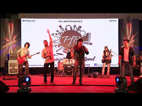 Maa ( Chunar ) | Rock Live Version | Paranoid Fusion Band | Dhruvv Tailor