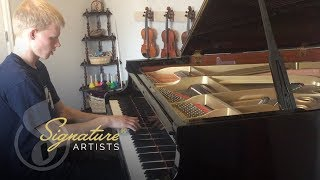 Never Really Over (Katy Perry) Piano Cover | Nathan Schaumann