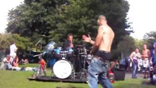 gay pride drummer 2011