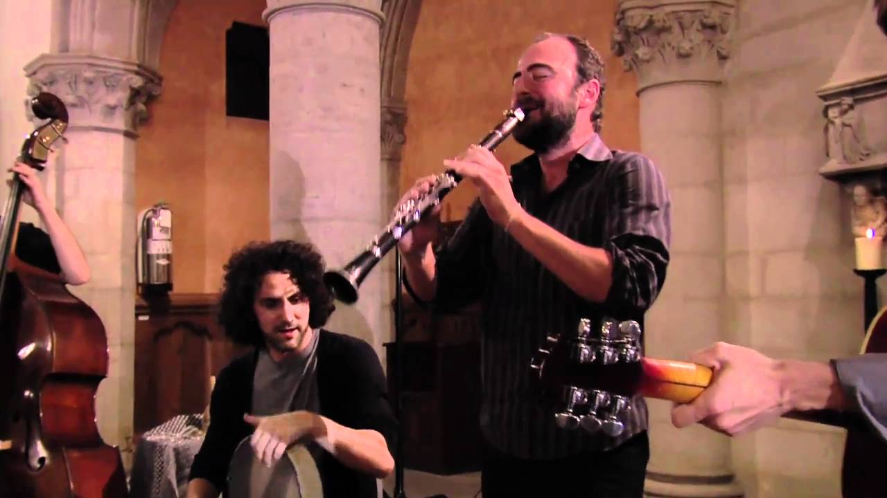 video: Kinan Azmeh's CityBand - Wedding