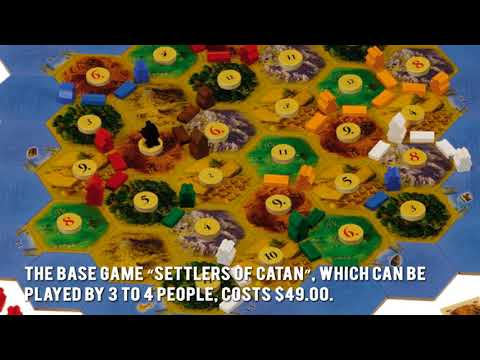 Catan Board Games Review