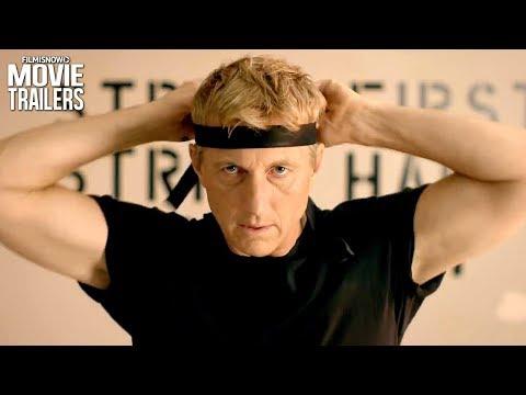 Ralph Macchio & William Zabka are back in COBRAI KAI Trailer - Karate Kid Series