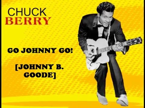 Chuck Berry - GO, JOHNNY GO! [Johnny B. Goode] (Rare 'Mono-to-Stereo' Mix  - 1958)