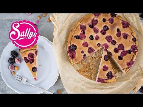 Genialer Mandelkuchen Ohne Zucker Und Ohne Mehl / Glutenfrei / Sallys Welt