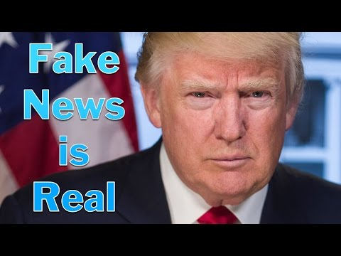 Fake News Is Real