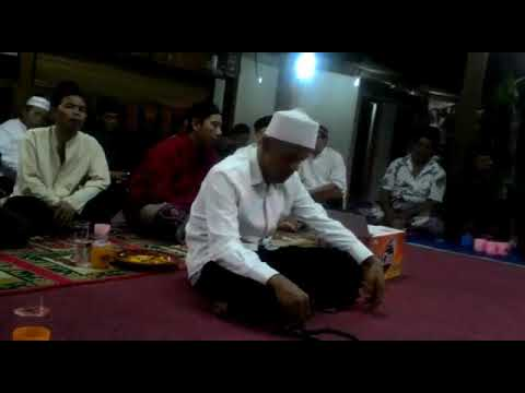 Shalawat Wabãrik Majelis Dzikir Shalawat Nariyah Arba'ĩn Kota Tangerang