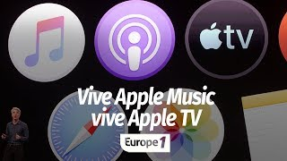 ITUNES EST MORT, VIVE APPLE MUSIC ET APPLE TV