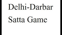 Delhi Darbar - satta game jodi hurf trick guru world