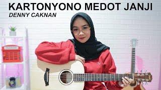 Download lagu KARTONYONO MEDOT JANJI - DENNY CAKNAN (COVER BY REGITA ECHA)