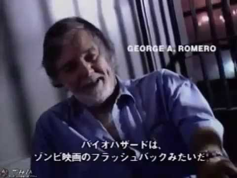 Resident Evil 2 Commercial George A Romero